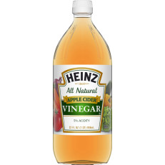 Heinz Apple Cider Vinegar, 12 - 32 fl oz Bottles image
