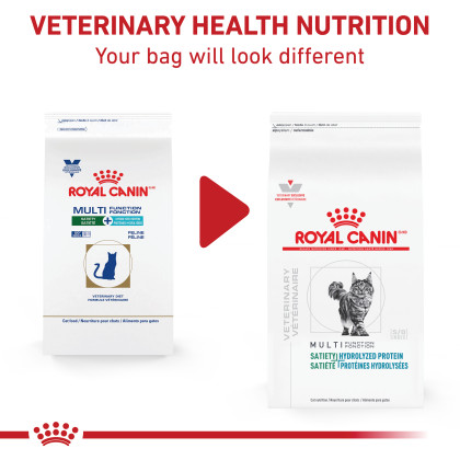 Royal Canin Veterinary Diet Feline Satiety + Hydrolyzed Protein Dry Cat Food