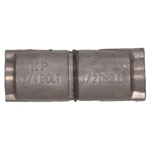 Double Machine Bolt Anchor 1/4