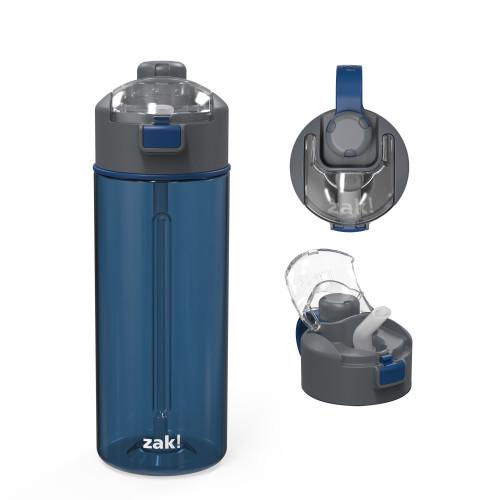 Genesis 24 ounce Water Bottle, Indigo
