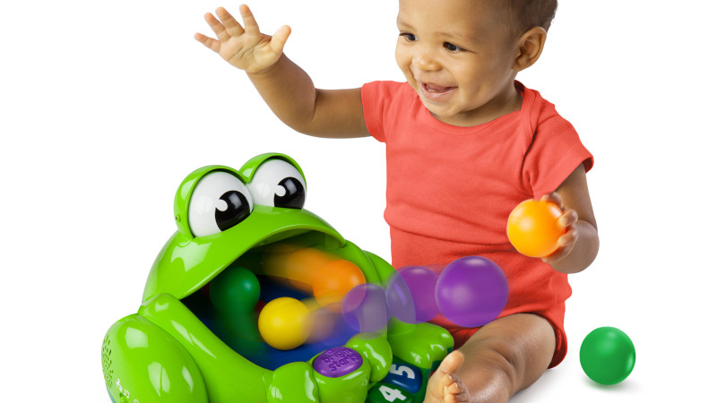 Pop & Giggle Pond Pal™ - great for young toddlers