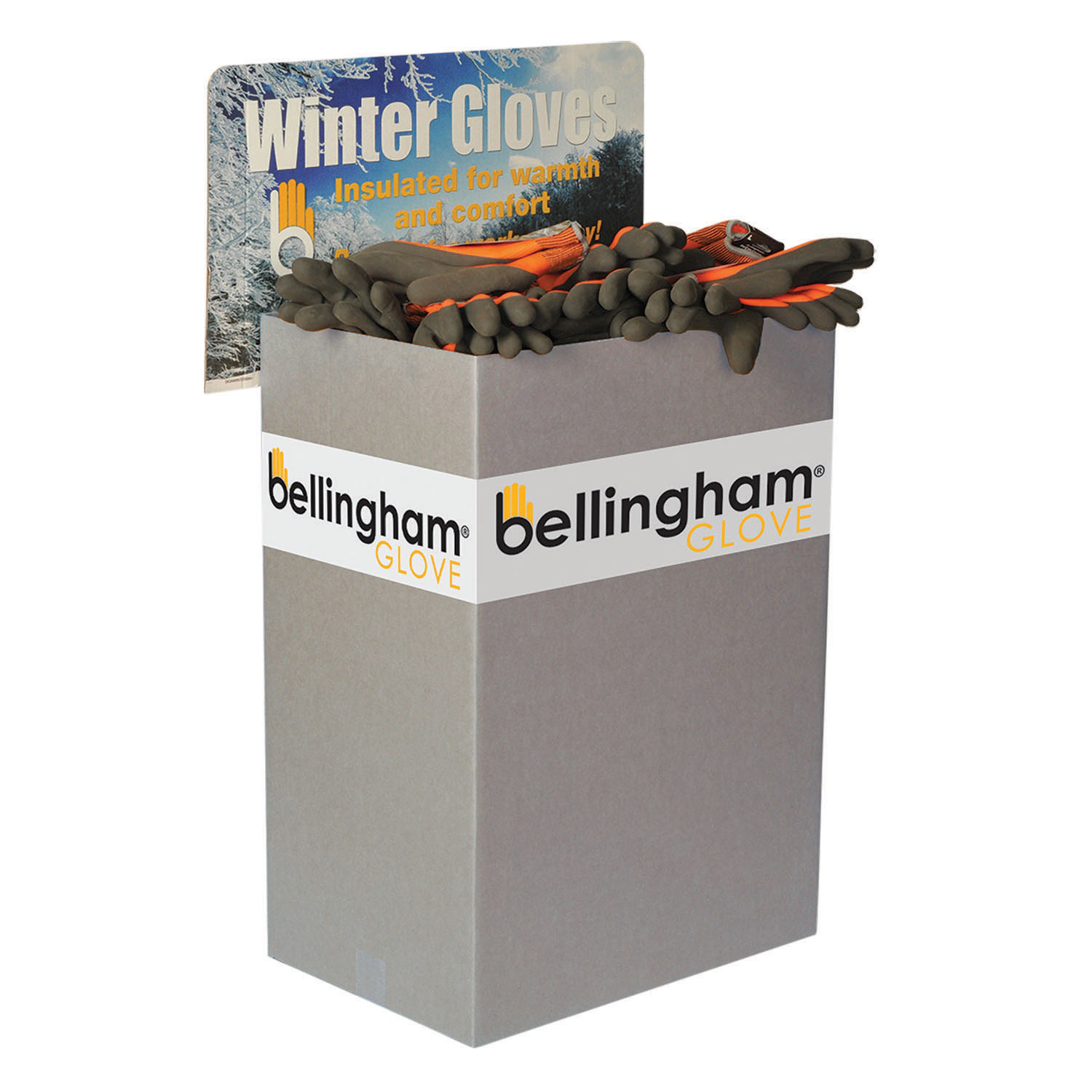 Bellingham Wonder Grip® 338 Glove Half Bin