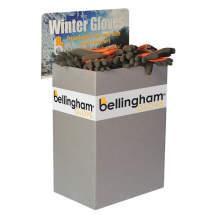Bellingham Wonder Grip® 338 Glove Half Bin