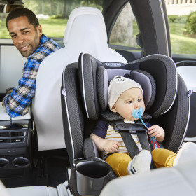EveryKid 4-in-1 Convertible Car Seat