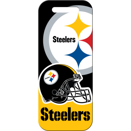 Pittsburgh Steelers Large Luggage Quick-Tag 5 Pack