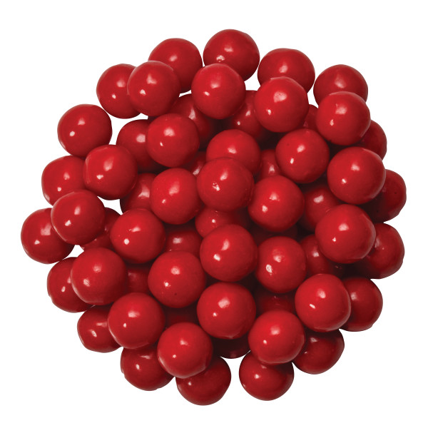 Red Sugar Candy Decorations