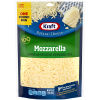 Kraft Mozzarella Shredded Natural Cheese 16 oz Pouch