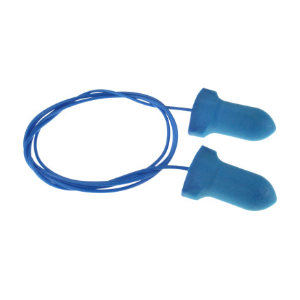 Radians Detour® 32 Metal Detectable Foam Earplugs