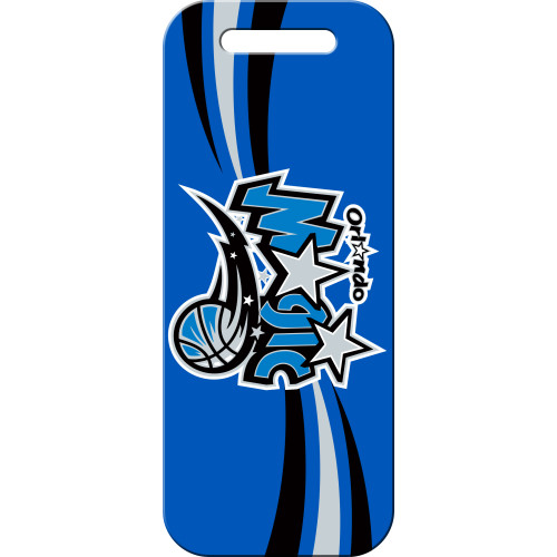 Orlando Magic Large Luggage Quick-Tag 5 Pack