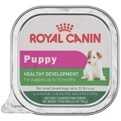 Royal Canin Canine Health Nutrition Puppy Tray Dog Food