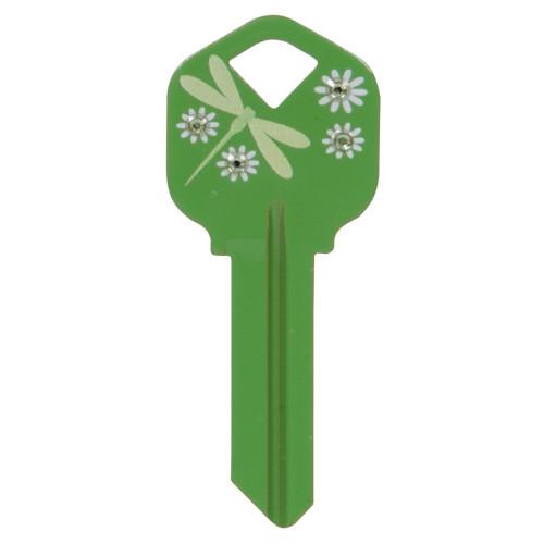 Dragonfly Key Blank Kwikset/66 KW1