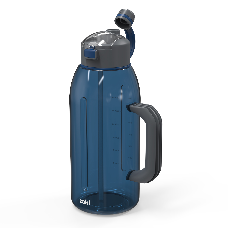 Genesis 64 ounce Water Bottle, Indigo slideshow image 4