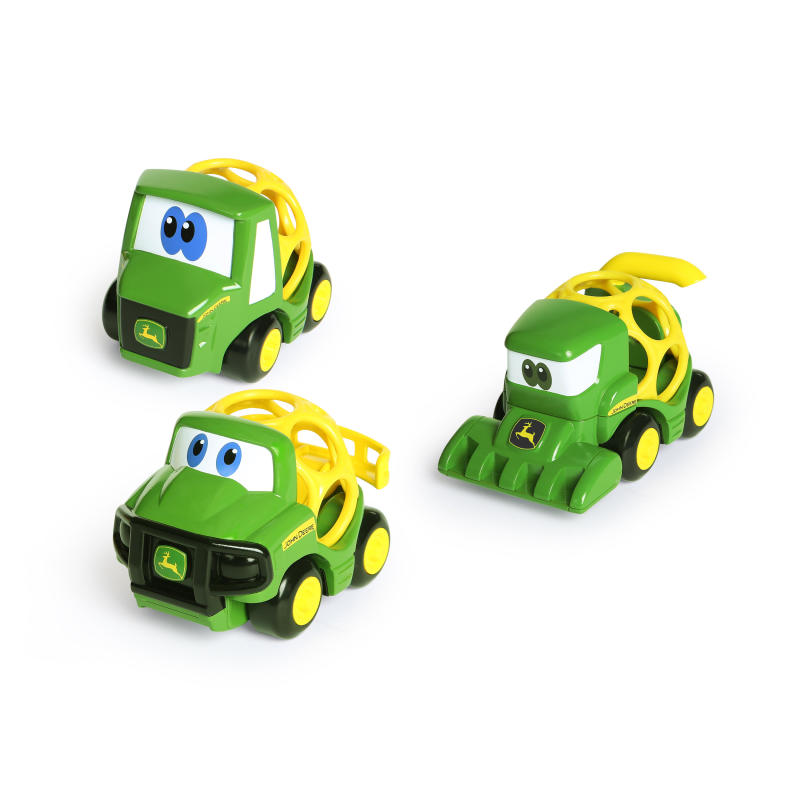 Tough Ol' Trio™ Vehicle Set