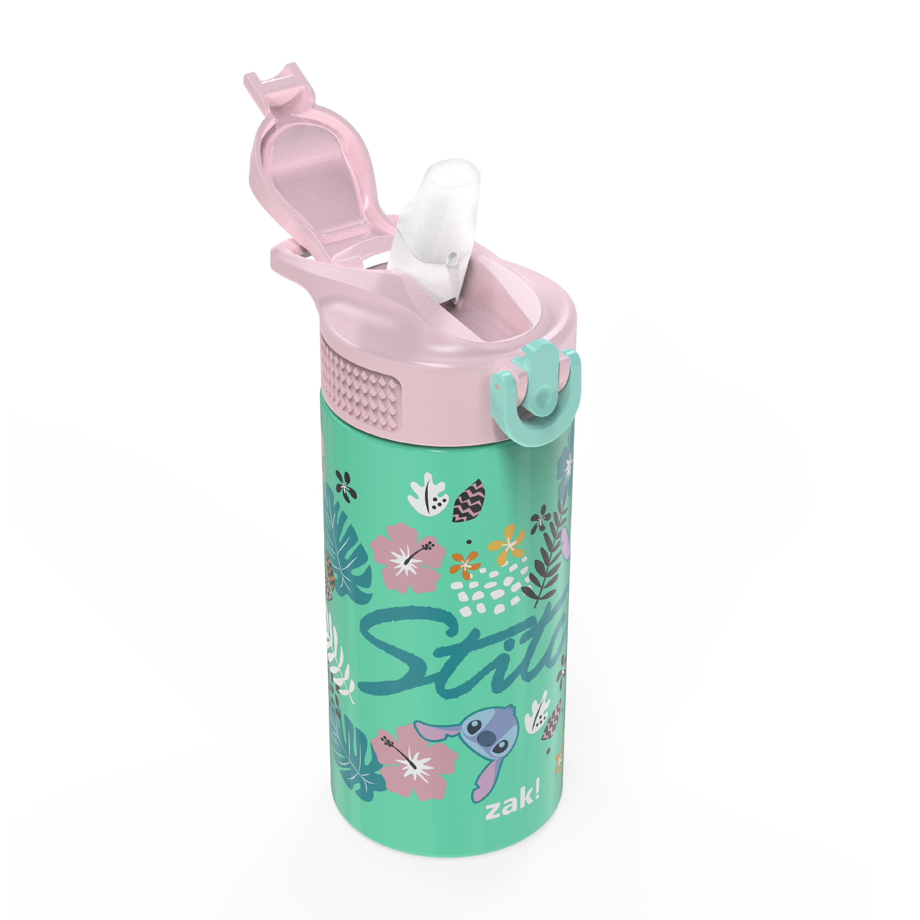 Disney 14 ounce Stainless Steel Vacuum Insulated Water Bottle, Lilo and Stitch slideshow image 4
