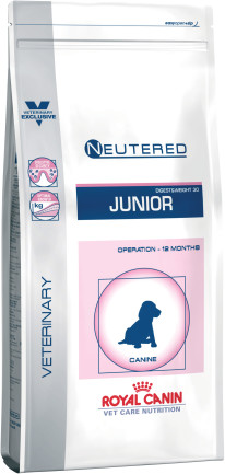 Neutered junior