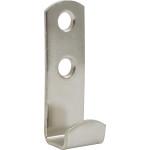 "16-Gauge Nickel Mirror Clip (1-1/2"" x 1/2"")"