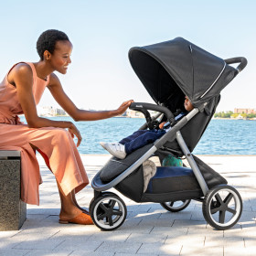 Verge3 Travel System with SecureMax Infant Car Seat