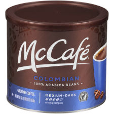 McCafé Colombian Ground Coffee 30 oz Canister