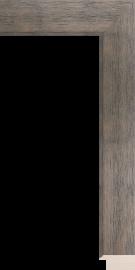 Steampunk Weatherd Gray Maple 1 1/2