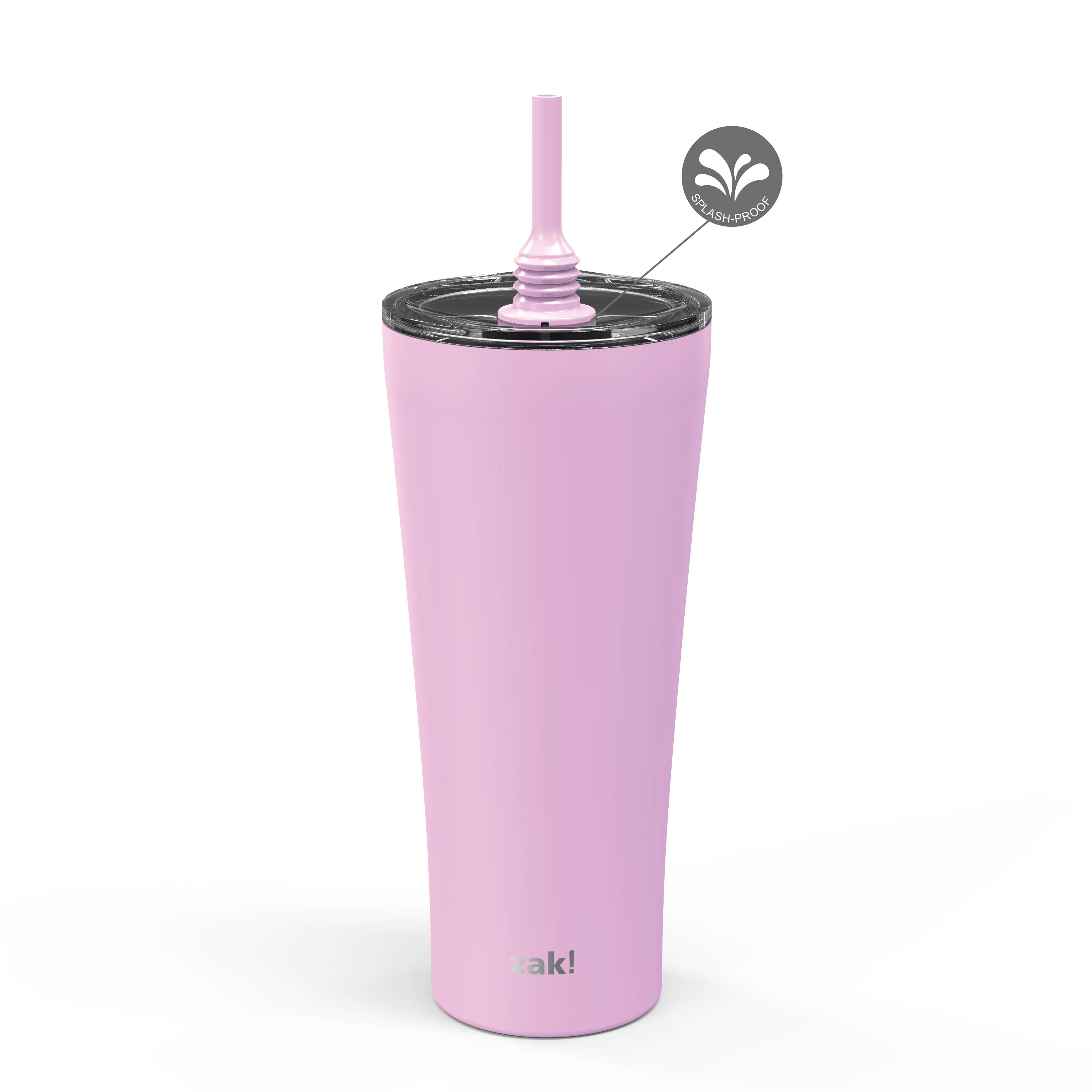 Alfalfa 30 ounce Vacuum Insulated Stainless Steel Tumbler, Lilac slideshow image 1