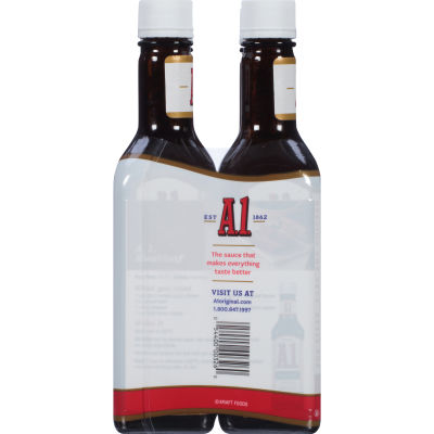 A.1. Original Sauce 4-10 oz. Bottles