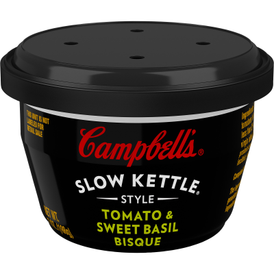 Tomato & Sweet Basil Bisque Mini Cups