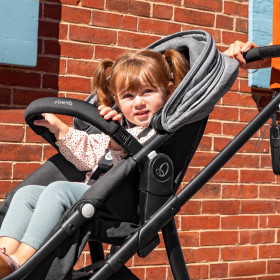 Shyft Travel System with SecureMax Infant Car Seat incl SensorSafe