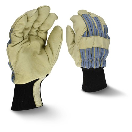 Radians RWG3825 Fleece Lined Premium Grain Pigskin Leather Glove