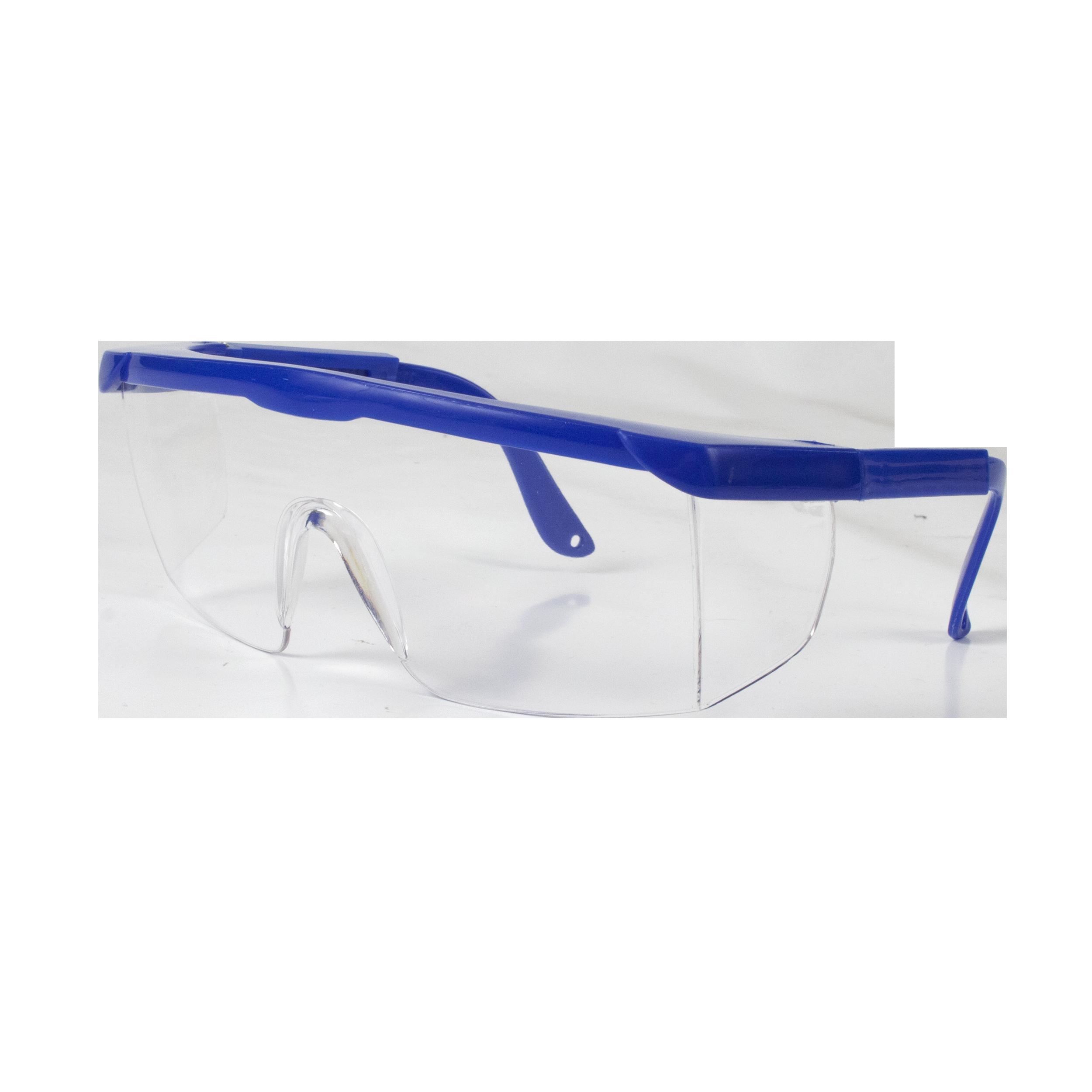 Safety Glasses - Blue