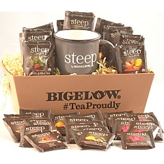 Steep Organic Tea Gift Collection