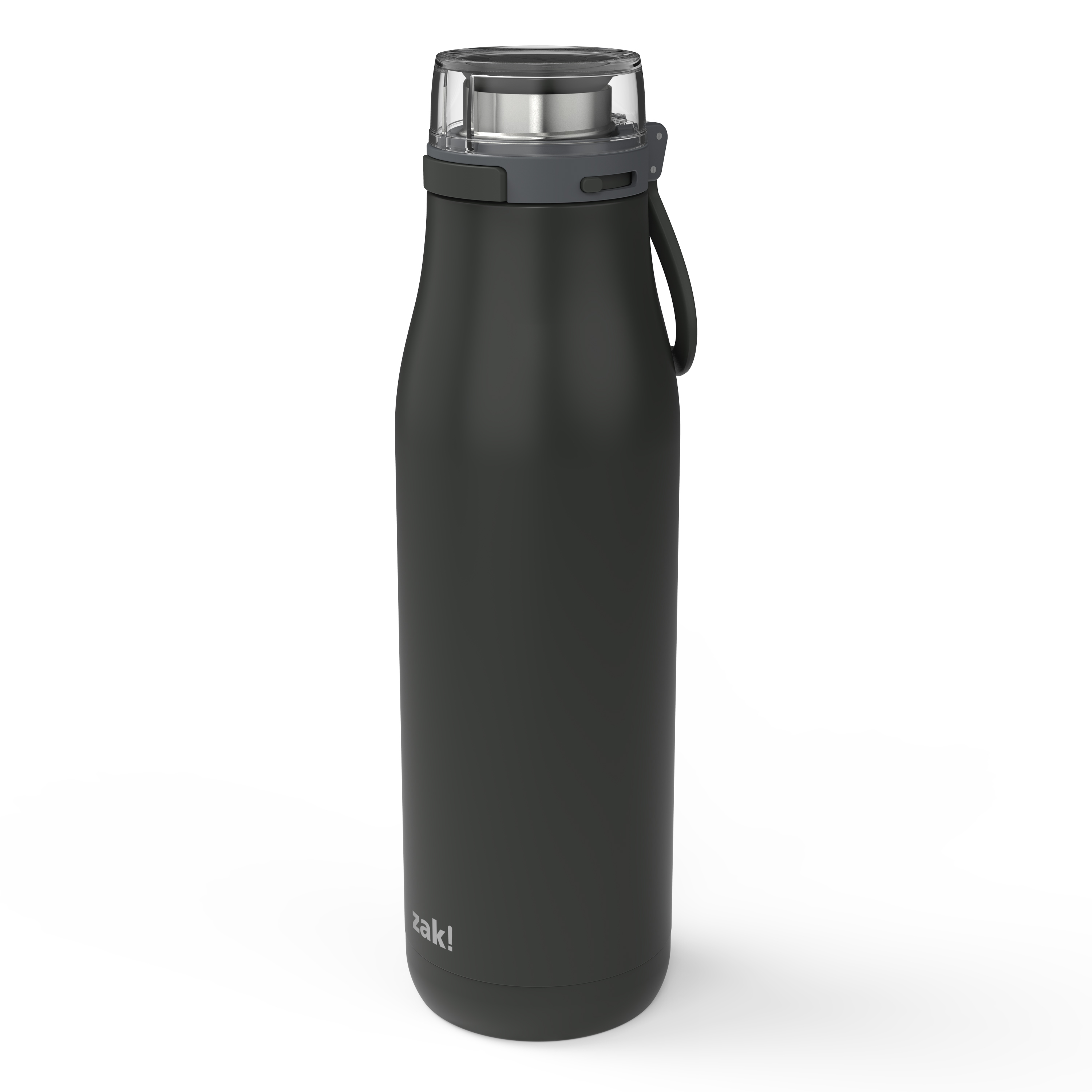Kiona 29 ounce Vacuum Insulated Stainless Steel Tumbler, Charcoal slideshow image 3