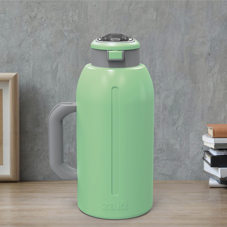 Genesis 64 ounce Stainless Steel Water Bottles, Neo Mint slideshow image 4