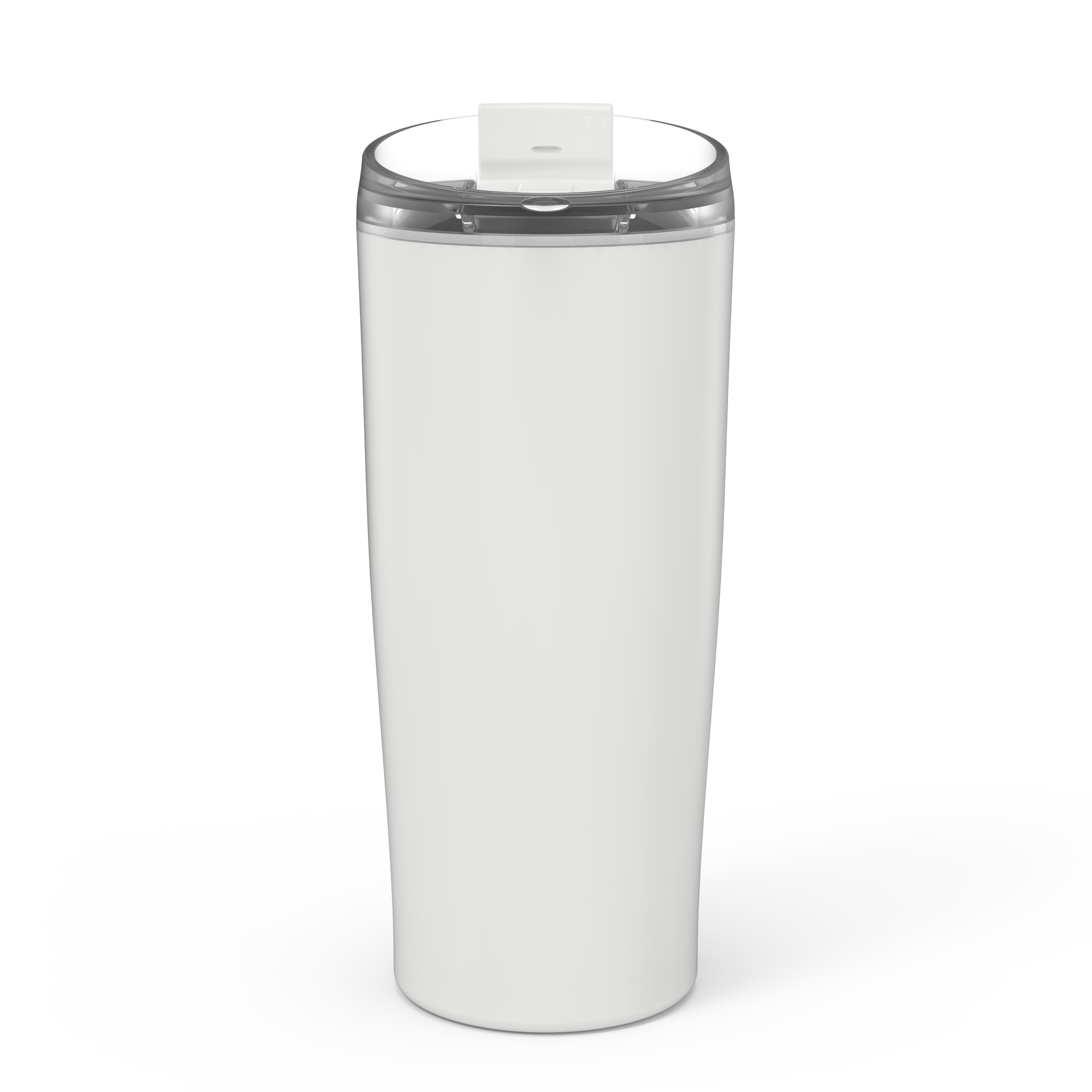 Aberdeen 20 ounce Vacuum Insulated Stainless Steel Tumbler, Gray slideshow image 6
