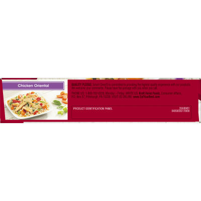 Smart Ones Flavorful Asian Inspirations Chicken Oriental 9 oz Box