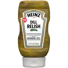 Heinz Dill Relish, 12.7 fl oz Bottle image