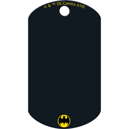 Batman Logo Large Military ID Quick-Tag 5 Pack