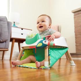 Tiny Tropics 2-In-1 Door Jumper and Baby Seat