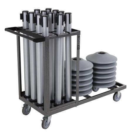 Statesman Cart Bundle - Silver Steel 1