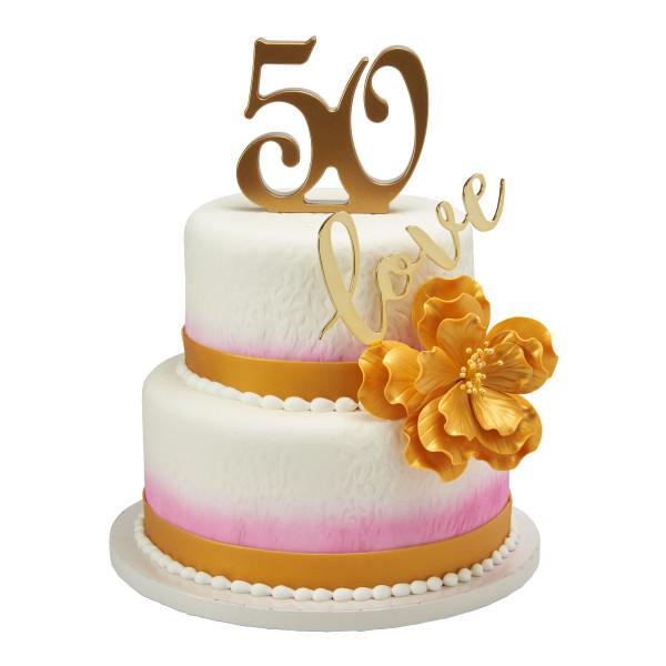 50th Anniversary Monogram