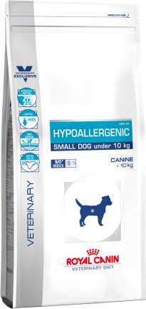 Hypoallergenic small dog under 10kg