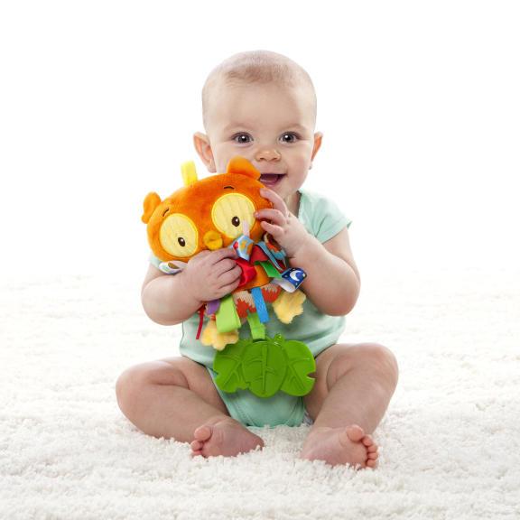 wHoo Loves You™ Teething Toy