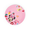 Disney Kids Plate and Bowl Set, Minnie Mouse, 4-piece set slideshow image 3