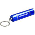 Hillman Key Chain with Flashlight and Lantern