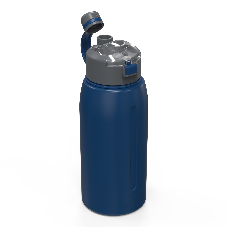 Genesis 32 ounce Vacuum Insulated Stainless Steel Tumbler, Indigo slideshow image 5