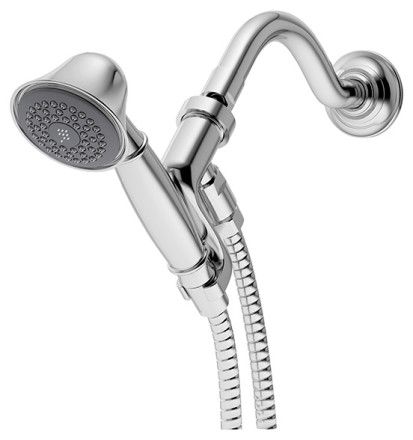 Hand Shower, With Arm, 1 Mode