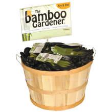 Bellingham Nitrile Bamboo Glove Basket