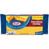 Kraft Extra Sharp Natural Cheddar Cheese Block 24 oz Wrapper