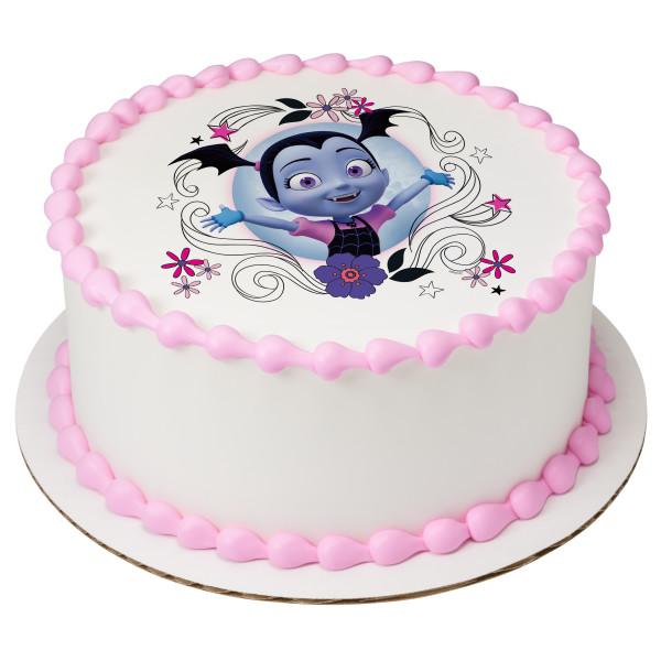 Vampirina Sweet As Can Vee PhotoCake® Edible Image®
