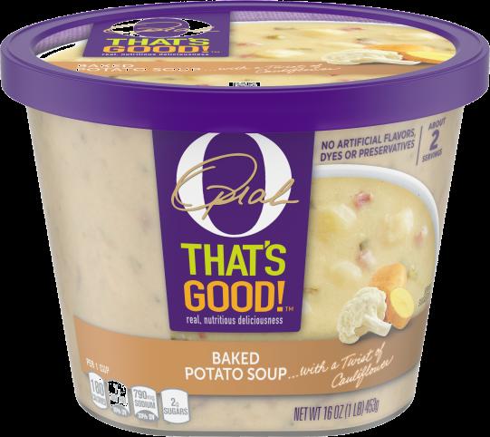 O That's Good Baked Potato Soup 16 oz Tub