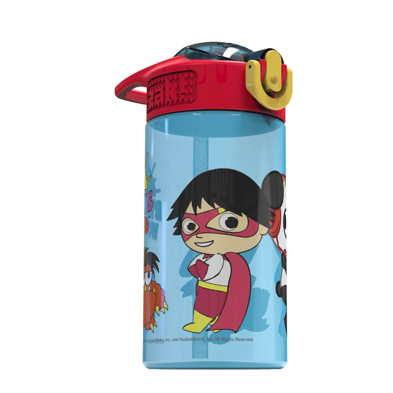 Ryan's World 16 ounce Water Bottle, Ryan & Friends, 2-piece set slideshow image 5